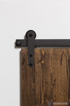 201 Arrow Cabinet Barn Door Hardware